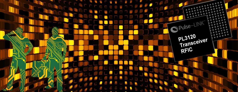 Image depicting Pulse-LINK's CWave RFIC